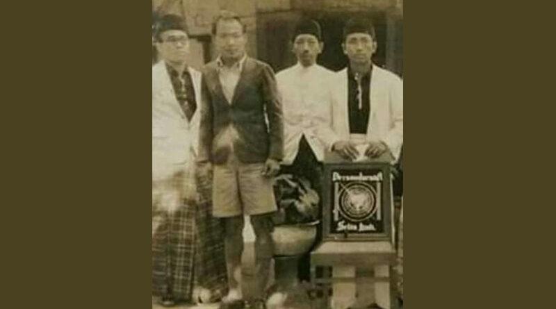 Pelestari Jurus Lama
